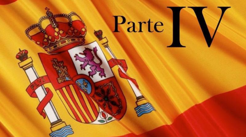 Historia de la Bandera de España parte final