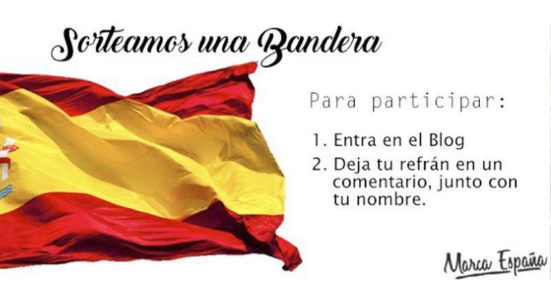 Sorteo Bandera España