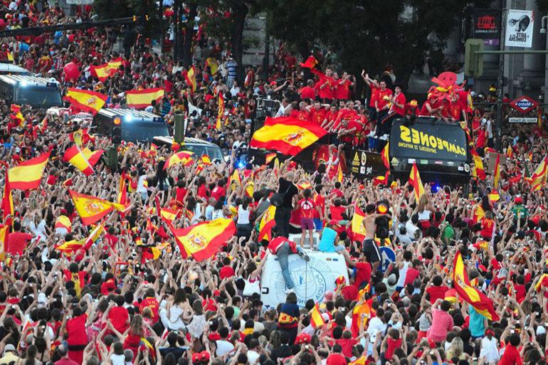 Españoles Selección Española
