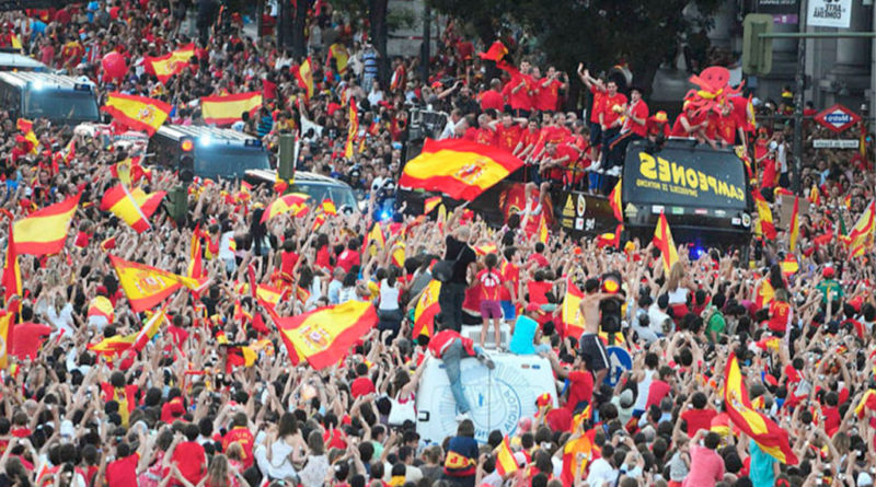 Selección Española a por la segunda Estrella
