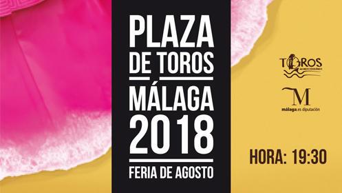Málaga 2018 Feria Taurina