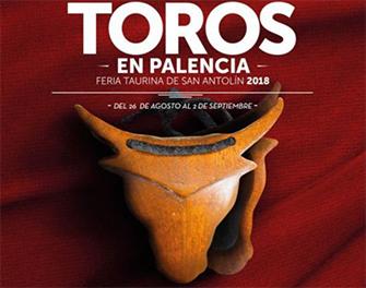 Feria Taurina de San Antolín 2018
