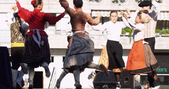 Fiestas de Andramaixek