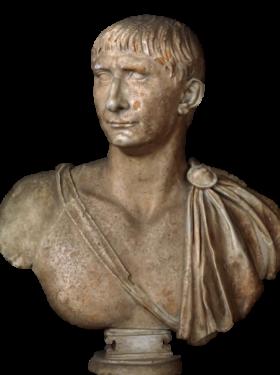 Busto del Emperador Trajano
