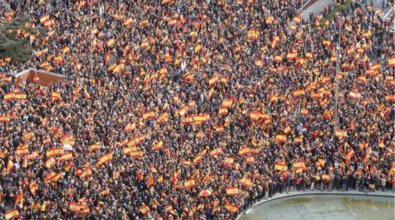 Cómo calcular número de asistentes a una manifestación