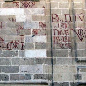 Vítores en la Catedral de Sevilla