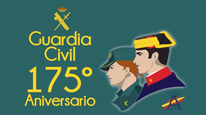 Guardia Civil: 175º Aniversario