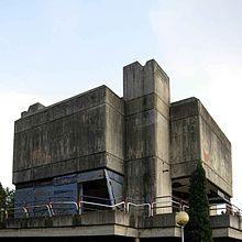 Edificio del mini zoo