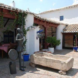 Venta del Quijote, Puerto Lápice