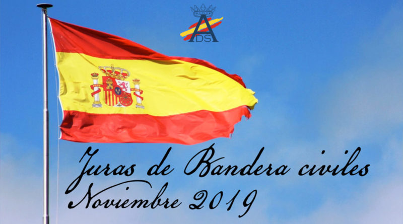 Juras de bandera: noviembre 2019