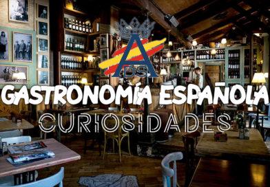 Gastronomía Española: Curiosidades