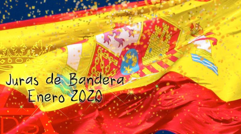 Juras de Bandera: Enero 2020