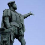Monumento a Juan Sebastián Elcano en Guetaria
