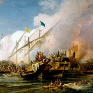 Batalla de Préveza
