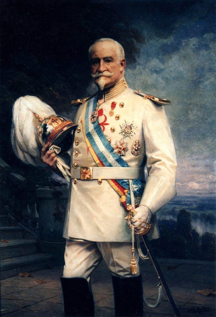 Juan Mariano de Goyeneche, uno de los Treces.