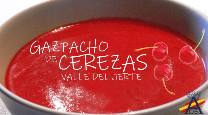 Gazpacho de Cerezas del Jerte