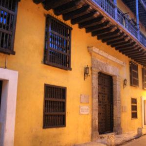 Casa del Marqués de Valdehoyos en Cartagena de Indias