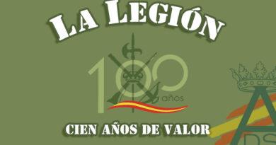 La Legión: 100º Aniversario