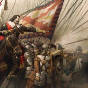 Batalla de Rocroi, por José Daniel Cabrera Peña