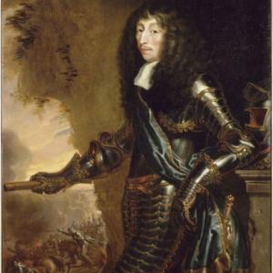Luis II de Borbón-Condé, Duque de Enghien