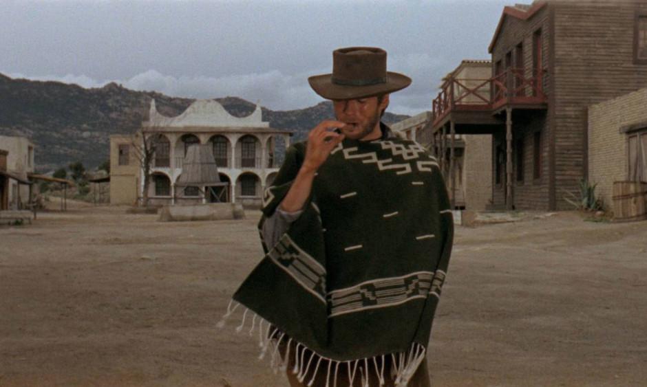 Clint Eastwood en el Desierto de Tabernas