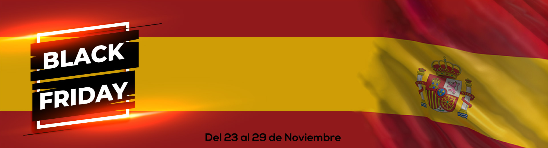 Black Friday en Arenal de Sevilla