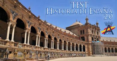 TEST: Historia de España 2.0