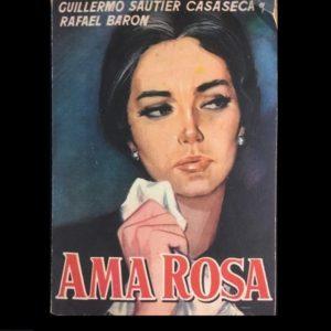 Ama Rosa, radionovela emitida en 1959