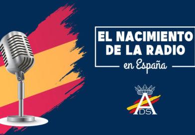 El nacimiento de la Radio en España