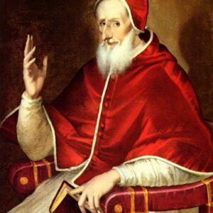 Retrato del Papa San Pío V